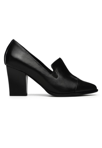 Byford black Sutcife - Stylish Heels with Solid Toned F73A6SH956E518GS_1