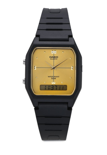 Casio gold Casio AW-48HE-9AVDF Watch 13579ACC500C42GS_1
