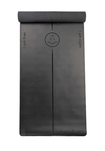 SUMATI black Pro Grip Yoga Mat D762ASE13FE229GS_1