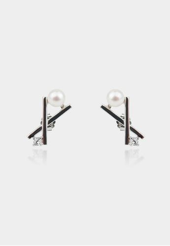 monojewelry KAYLA PEARL EARRINGS 2DB25AC5D2E91AGS_1