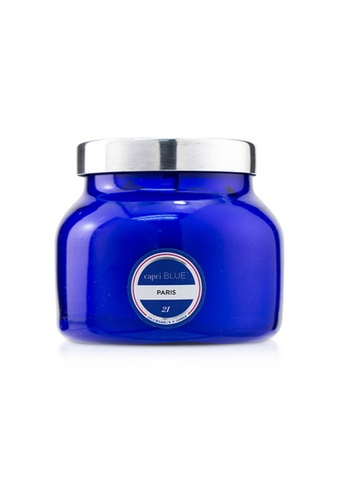 Capri Blue CAPRI BLUE - 藍罐香氛蠟燭 - 巴黎 Blue Jar Candle - Paris 226g/8oz C2190BE8D08D4CGS_1
