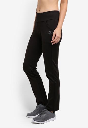AVIVA black Long Pants C47C9AA3413555GS_1