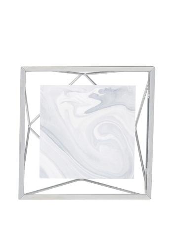 Umbra silver Prisma 4x4 Picture Frame EF536HL11868BAGS_1