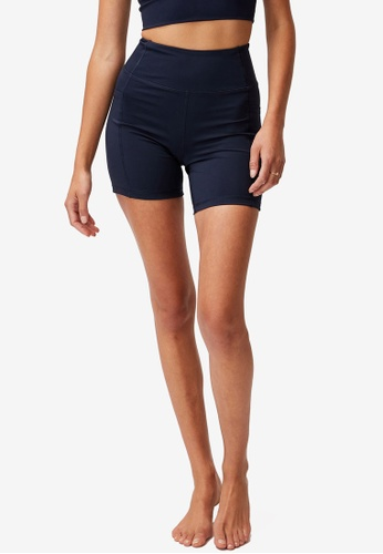 Cotton On Body blue Lifestyle Pocket Bike Shorts A73D9AA0CADE65GS_1