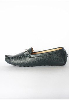 Kacy' Leather Driving Shoes