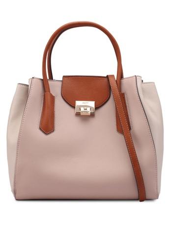 bb85194ef80 ALDO pink Uloawet Satchel Bag AB5D5AC4D064D6GS 1