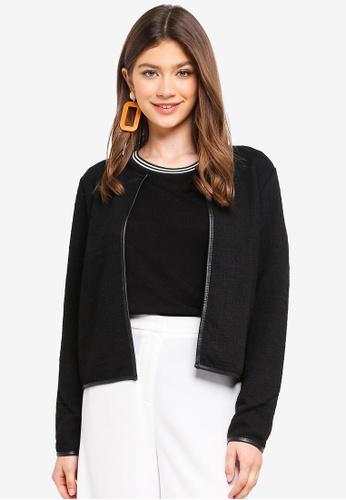 Pieces black Tamiko Long Sleeve Blazer 99628AA674592CGS_1