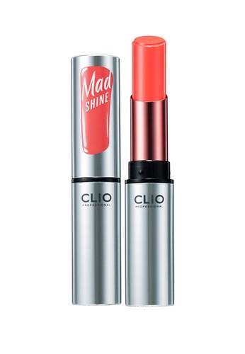 Clio Professional orange Clio Professional Mad Shine Lip 005 Sweet Apricot C21A0BE917D160GS_1
