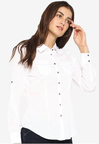 e5f20b67 Shop Lee Women's Long Sleeves Polo Online on ZALORA Philippines