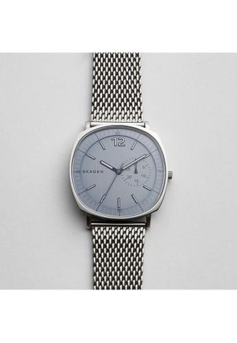 Skagen RUesprit hk officeNGSTED男錶 SKW6255, 錶類, 紳士錶