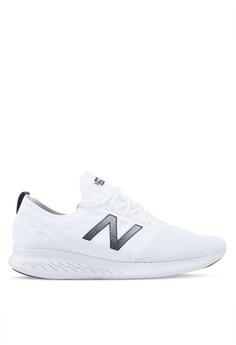 daddc44db77 New Balance white NB Sport Fresh Foam Shoes 68618SH8AF44E0GS 1