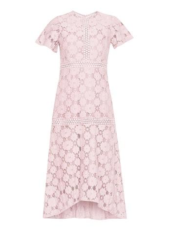 Victoria Full Lace Dress