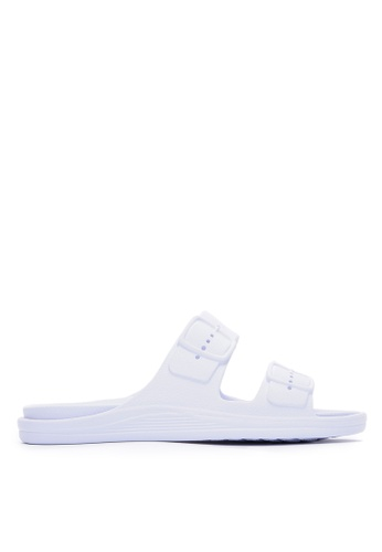 Life8 white Casual Classic Slippers-09861-White 82974SH0B1B2F4GS_1