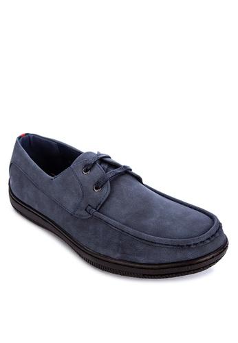 H2Ocean blue Sargas Boat Shoes E614BSH32DBF84GS_1