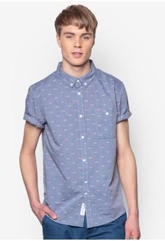 Arrowhead Jacquard Chamray Shirt