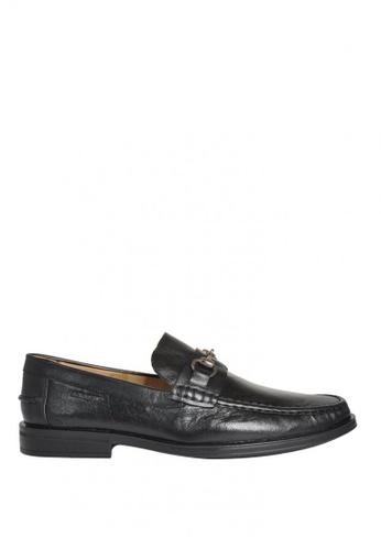 Sebago black Eliott Bit Dress Casual Shoes 267F3SH45B50F0GS_1