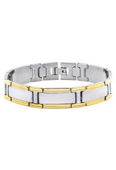 Venice Ian Men's Chain Bracelet Bangle
