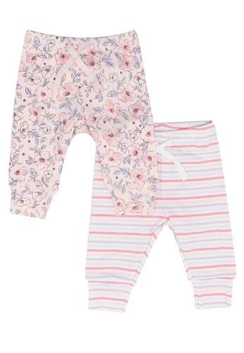 Gap white 2 Pack Printed Pants 3F541KADA858D1GS_1