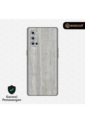 Exacoat Oppo Reno 5 Skins Stone Series - Concrete FEDFEES3BD3EB2GS_1