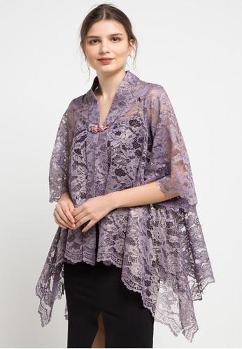 LUIRE by Raden Sirait purple Bf-Kebaya Pingky 8178EAAED2050BGS_1