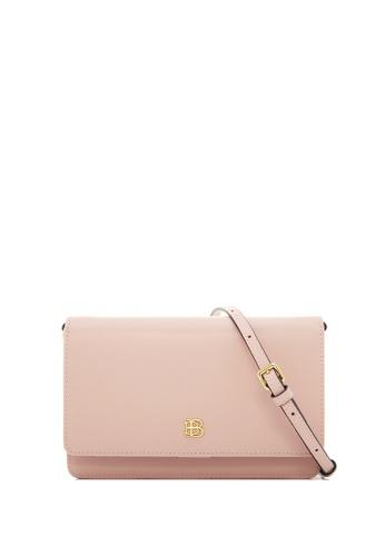BONIA pink Blush Pink Bikki Wallet Sling I C7C43ACFD43257GS_1