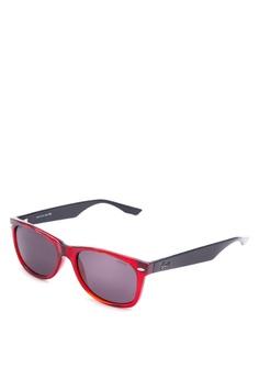 df7654814f Levi s red Full Rim Plastic Frame Wayfarer Sunglasses   LV90020Z353    LE892GL03JGIPH 1