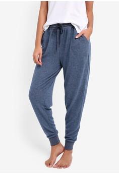 【ZALORA】 Super Soft Slim Track Pants