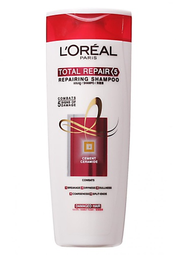 L'Oréal Paris L'Oreal Paris Total Repair 5 Repairing Shampoo 330ml 245C7BEB82B055GS_1