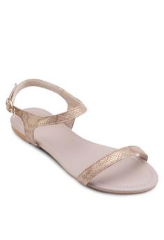 Joyce Ankle Strap Sandals