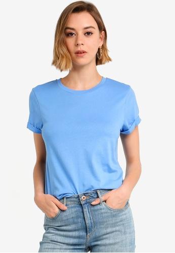 53b467aa1e9d0c Shop Brave Soul Eleanor Plain T-Shirt Online on ZALORA Philippines