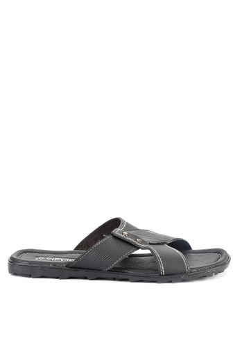 CARVIL black Carvil Sandal Movic-02M 7F6A8SHF239340GS_1