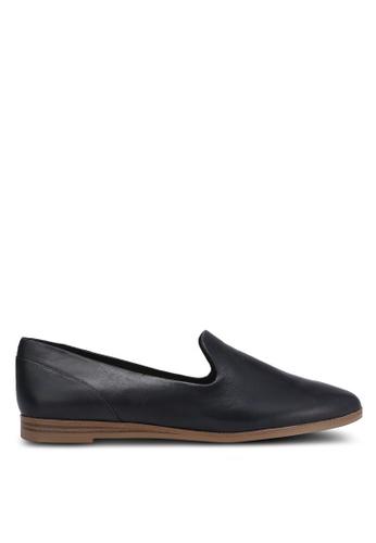 ALDO black Leladda Loafers AL087SH0RPIQMY_1