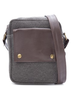 Polo Sling Bag With Flap