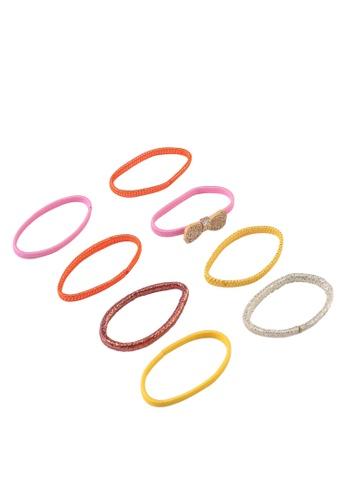 Du Pareil Au Même (DPAM) multi Multipack Elastic Hairbands 0DAC3KC7FD92ACGS_1