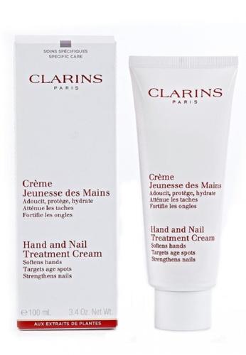 Clarins Clarins Hand & Nail Treatment Cream 100ml 10FF0BEC451533GS_1