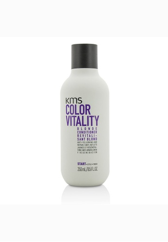 KMS California KMS CALIFORNIA - Color Vitality Blonde Conditioner (Anti-Yellowing and Repair) 250ml/8.5oz B1D6ABEA525651GS_1