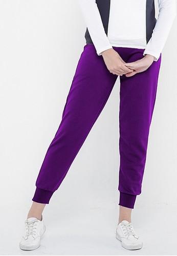 Corenation Active purple Cal Pants - Purple 8A661AA7252234GS_1