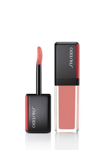 Shiseido beige Shiseido Makeup LacquerInk LipShine,311 Vinyl Nude FC5D1BE9686E06GS_1