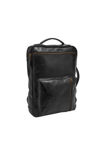 Fossil black Buckner Backpack MBG9461001 DD5F6ACB80D355GS_1