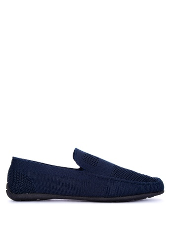 Alberto navy Casual Loafers DA564SHAF434AAGS_1