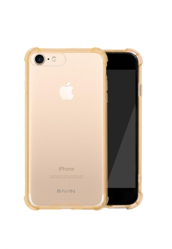 BAVIN gold TPU Soft Case Protector for iPhone 7 4BDC0ACA33EB9AGS_1