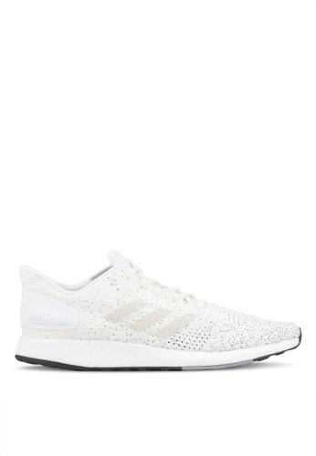 adidas white adidas pureboost dpr 4BF3ASH9AE2196GS_1