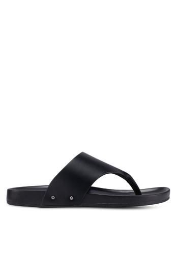 Bata black Sandals & Flip Flops 9F930SHDB1BA81GS_1