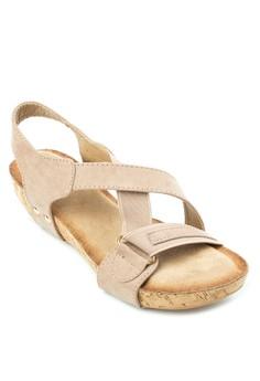 Honora Wedge Sandals