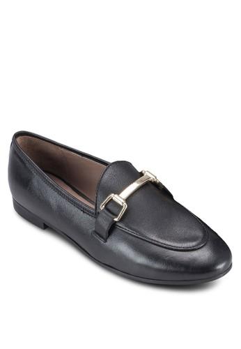 Kendall 皮革樂福鞋,esprit台灣 女鞋, 鞋