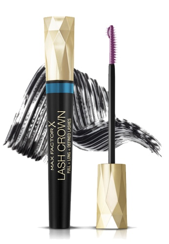 Max Factor black Max Factor Lash Crown Waterproof Mascara 6.5 ml, Black C212FBE7A1C739GS_1
