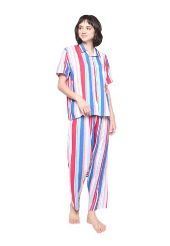 Pajamalovers multi Caca062145 Long Sets 2995AAA4CC0B99GS_1