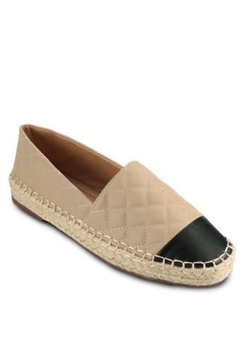 Mindesprit暢貨中心y Quilted Slip On Espadrille Flats, 女鞋, 懶人鞋