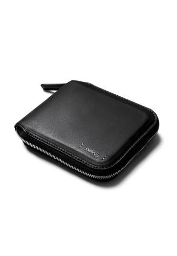 Bellroy black Bellroy Zip Wallet (Premium Edition) - Black BD68FACDAFEE49GS_1