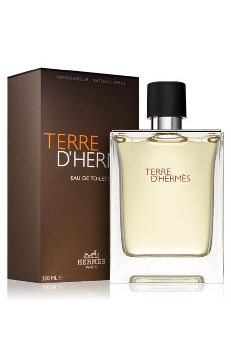 Hermès Hermes - 愛馬仕 Terre D'Hermes 大地男仕淡香水 EDT 200ML
